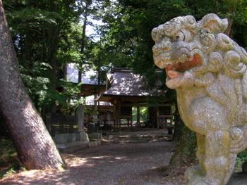 比志神社2