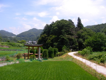 比志神社1