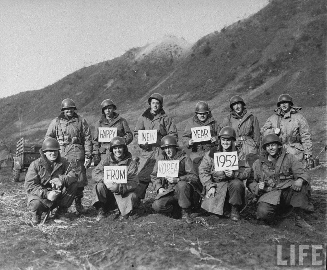 newyear第19歩兵連隊Kumsong