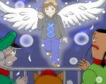 タイトルは川村カオリ「神様が降りて来る夜」より。川村さんのご冥福をお祈りします…。
