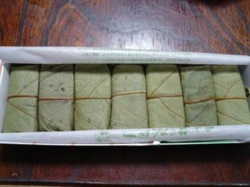 20090324柿の葉寿司-1