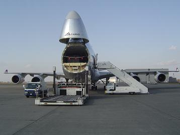 貨物専用機(フレーター)