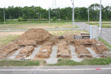 06.07.26 根掘り・填圧終了