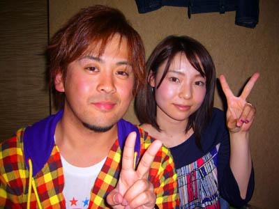 ゆうきさん&ニモちゃん