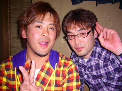ゆうきさん&Shinta