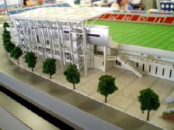 03 Aug 06 - New stadium #1