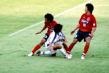 03 Aug 06 - Terukazu Tanaka and Takuro Nishimura