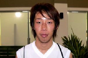 03 Feb 06 - A sweaty Wakabayashi