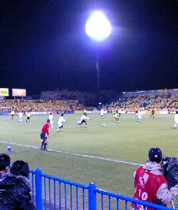 04 Apr 07 - That freezing night in Kashiwa
