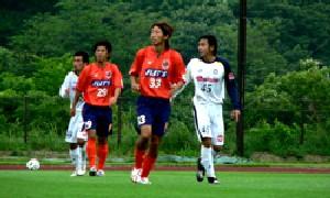 06 Jul 06 - Manabu Wakabayashi stares into the distance