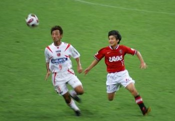 06 Sep 07 - Tomita and some Reds guy