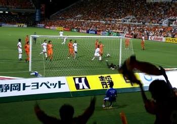 13 Aug 07 - Daig's free kick beats Nishibe