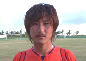 16 Feb 06 - Squirrels' new signing from Vissel, Naoya Saeki