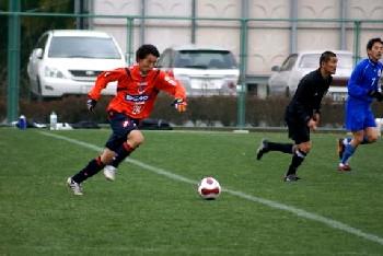 Ardija rookie Takaya Kawanabe