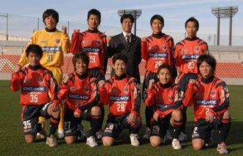 19 Jan 08 - Yasuhiro Higuchi and the new squad members