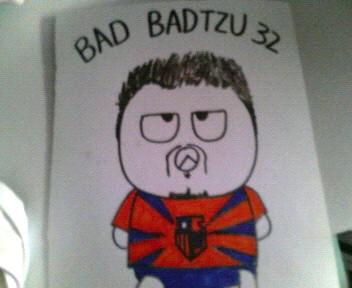 19 Mar 07 - Yoshiyuki Kobayashi as Bad Batz Maru