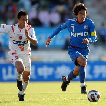 19 Nov 07 - That idiot Nishimura chases Katsuya Ishihara