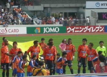 22 Oct 07 - Sakuma elects to field several small children