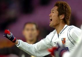 24 Dec 05 - Hiroshi Morita, goal hero