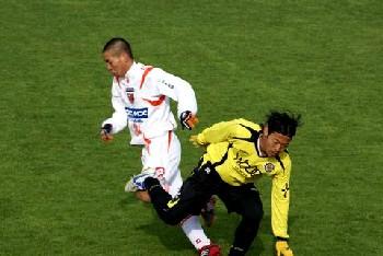 25 Feb 07 - Ardija rookie Takaya Kawanabe