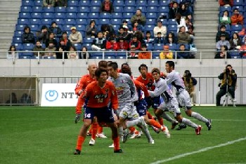 26 Nov 06 - Defending a Cerezo set play