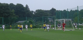 30 Jul 07 - Kota causes panic in the Yokogawa defence, kind of
