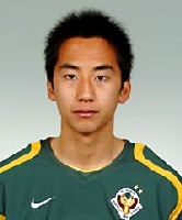 Shin Kanazawa - one of 418 new Verdy players