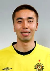 Going back to Kashiwa hasn't deprived Yamashita of his looks