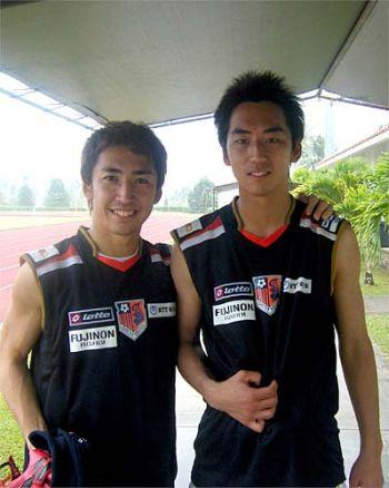 31 Jan 08 - Uchida and Kanazawa