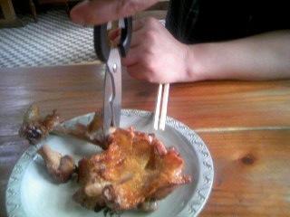地鶏もも肉