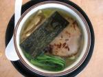塩ラーメン@麺屋アジト