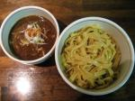 平打魚醤つけ麺@麺肴ひづき