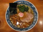 醤油ラー麺@麺屋楼蘭