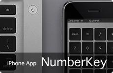 Number Key
