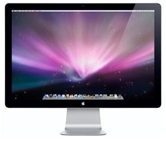 Apple cinema HD