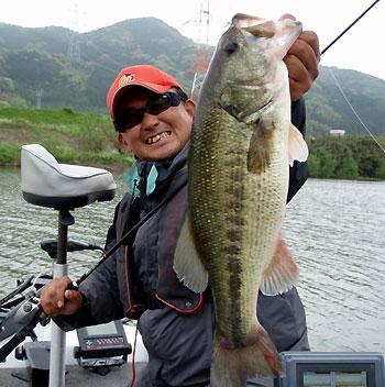本日の最大魚・・プリメスちゃんです。