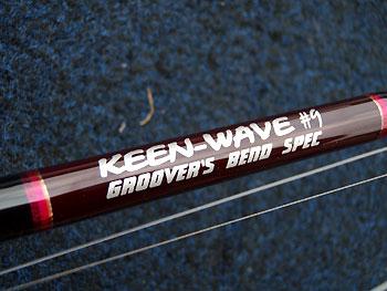 KEEN WAVE・・#9です。