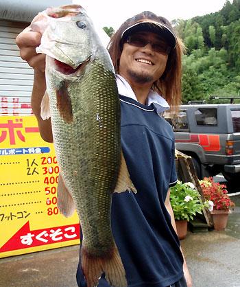 第4戦ウイナー 笠 健太郎 選手