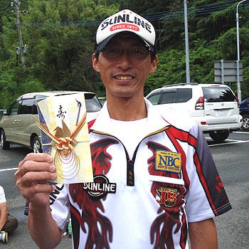 今年のAOY 松吉久信 選手