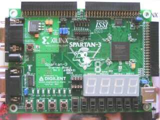Spartan3 Starter Board