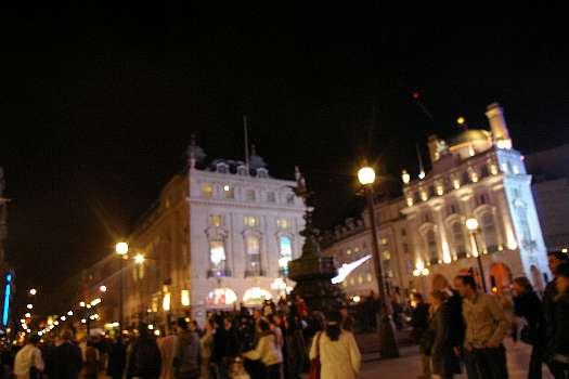 ロンドントラファルガー広場?