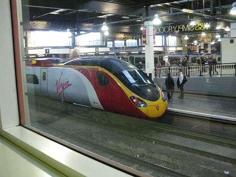 ロンドン鉄道1