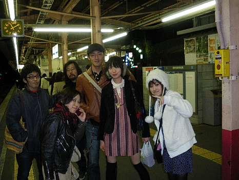 Hのやめた日の参宮橋
