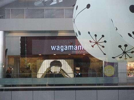 ヒースロー空港の店ワガママ
