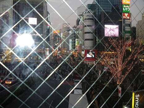 I師走の渋谷