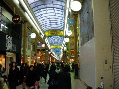 長崎アーケイド街