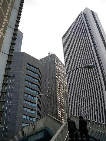 新宿コ高層ビル群