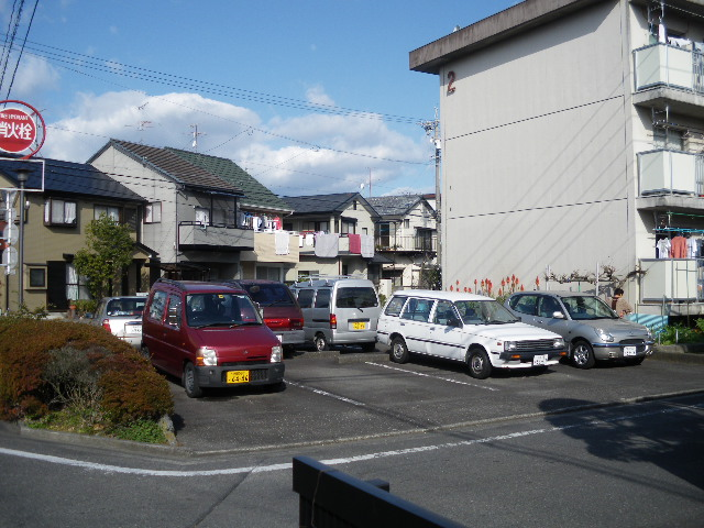 現在の県営住宅2