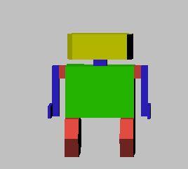 介護ロボット前
