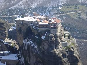 メテオラ修道院2